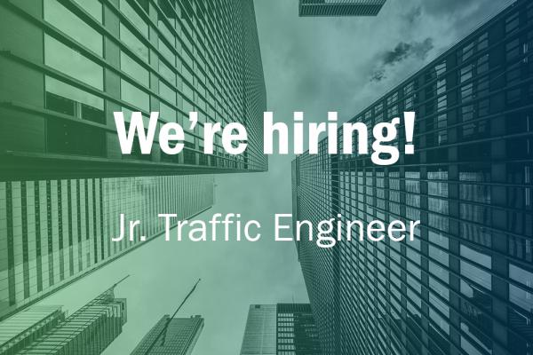 Gedeon Engineering is looking to hire a Jr Traffic Engineer