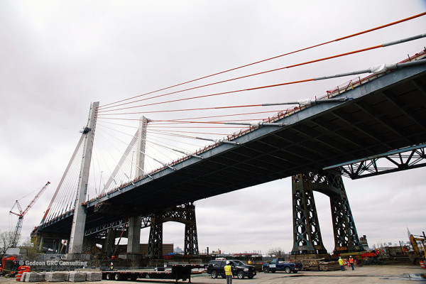 new kosciuszko bridge view
