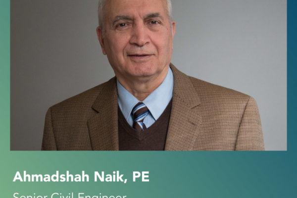 A. Naik PE, Sr engineer