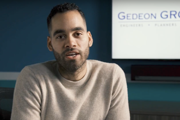 Meet Gedeon GRC episode 1 Jr Structural Engineer