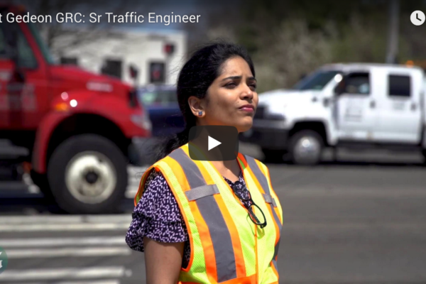 Meet Gedeon GRC Traffic engineer