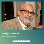 Jocelyn Damis Professional Engineer at Gedeon GRC