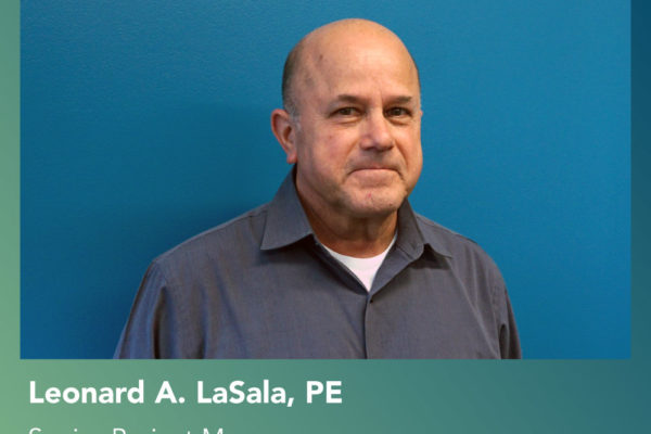 Leonard A. LaSala joins Gedeon GRC Consulting