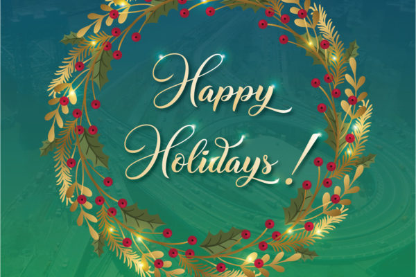 Gedeon GRC Consulting Happy Holidays 2018