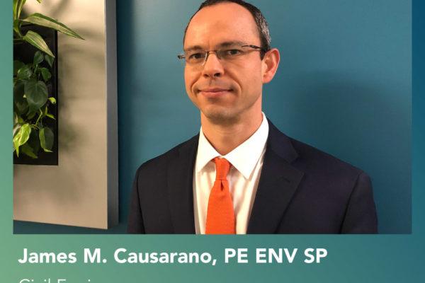 James Causarano PE