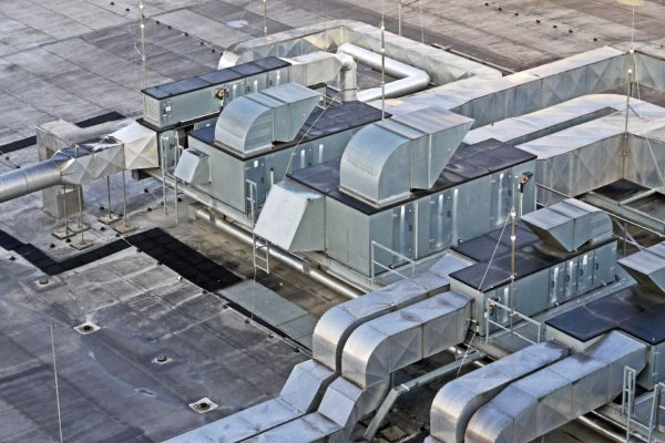 Greenhouse emissions caused by growing air conditioning industry
